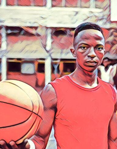 Flick Basketball