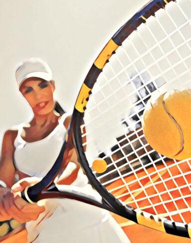 Tennis is a War