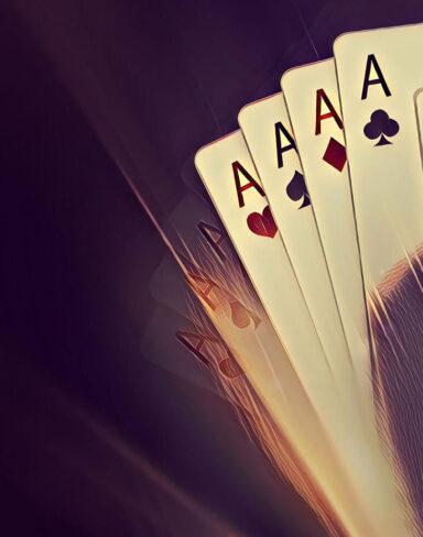 Poker with buddies